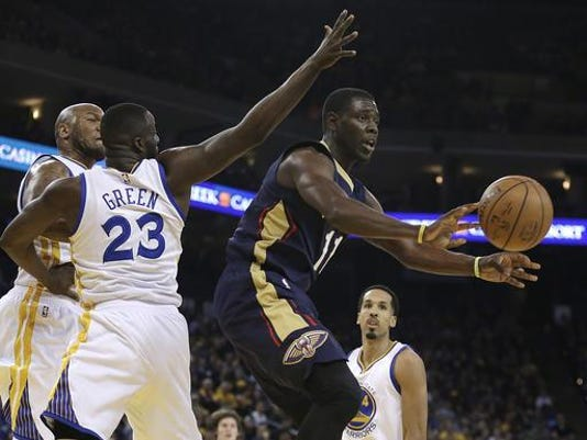 Jrue Holiday,Draymond Green