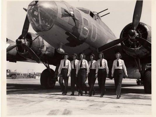 Buckingham AAF Fort Myers FL July 1944