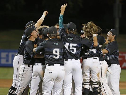 2A baseball state championship game