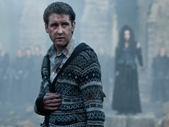 "Matthew Lewis played Neville Longbottom in the ""Harry"