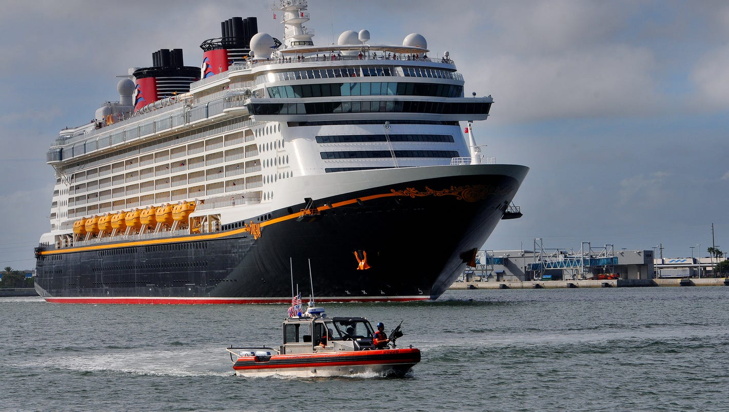 Brevard Cruise Business Impacted By Irma - Cruise ship schedule port canaveral