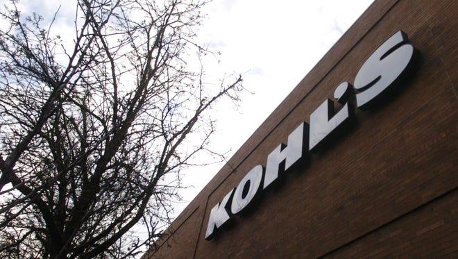 Kohl's at Salem Center Mall. 2/6/09 KOBBI R. BLAIR   Statesman Journal