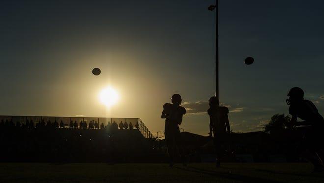 Week One of the Arizona high school football schedule.
