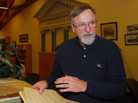 Willard historian relishes the genealogical hunt