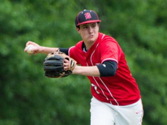 Second baseman Jon Iaione