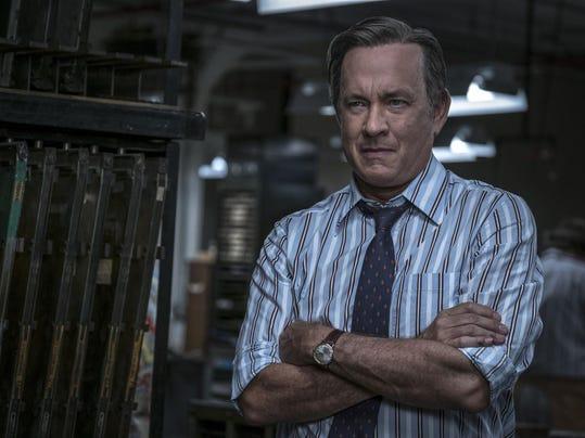 The Post Tom Hanks 20th Century Fox art