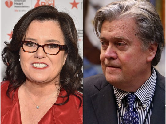 Imagine the Trump tweets: Rosie O'Donnell says she'd