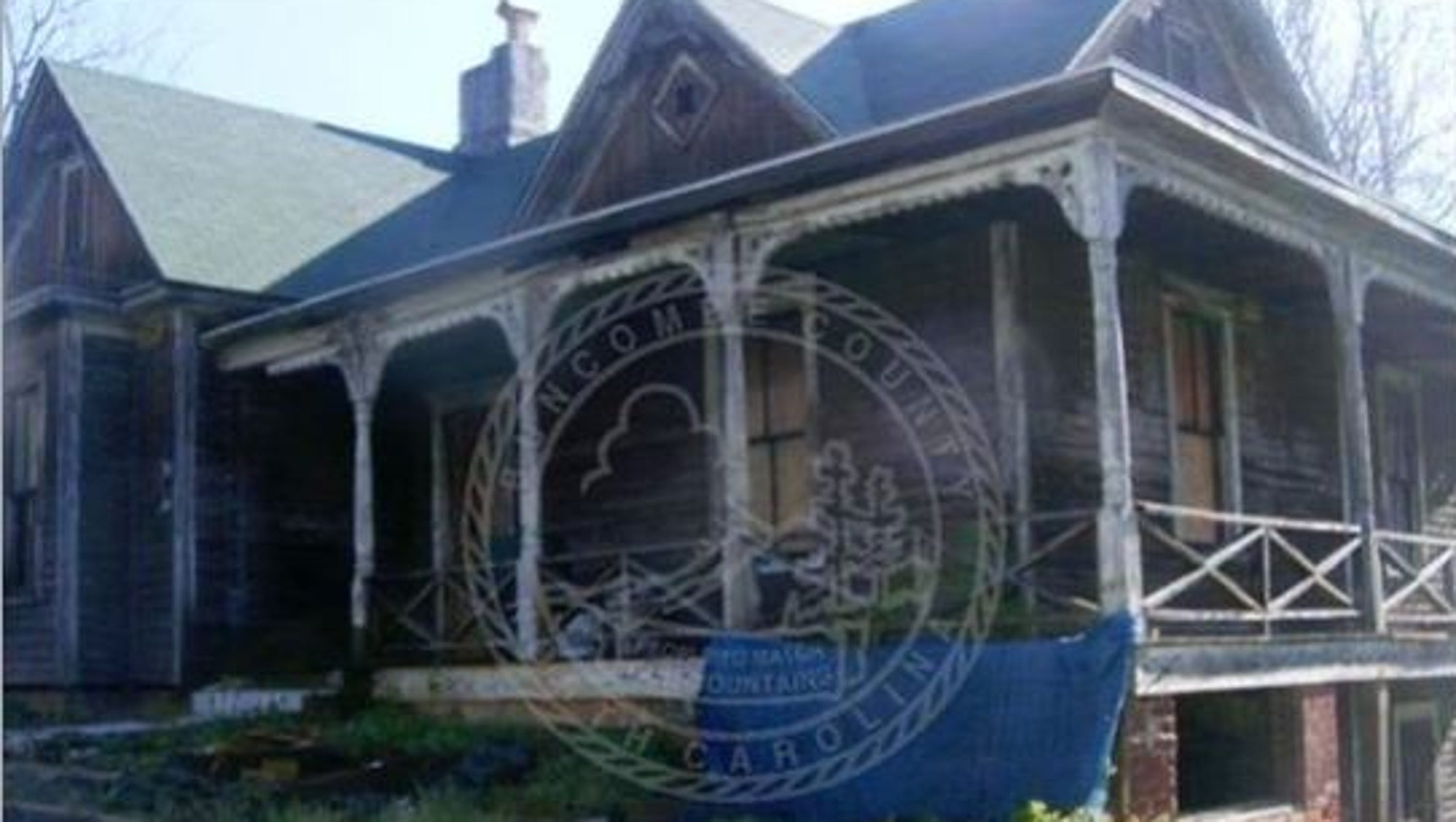 19th century home in Asheville survived floods subway plans not fire