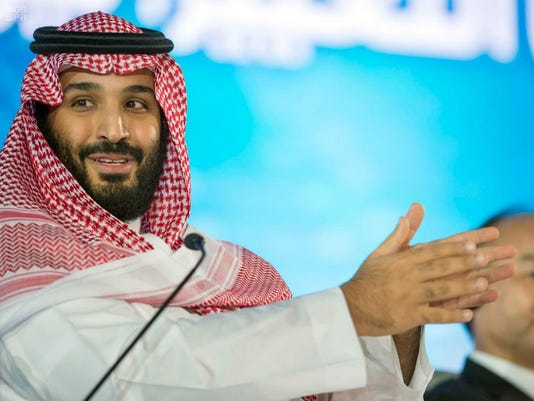 Saudi Arabia Analysis