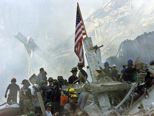 Sept. 11 terrorist attacks