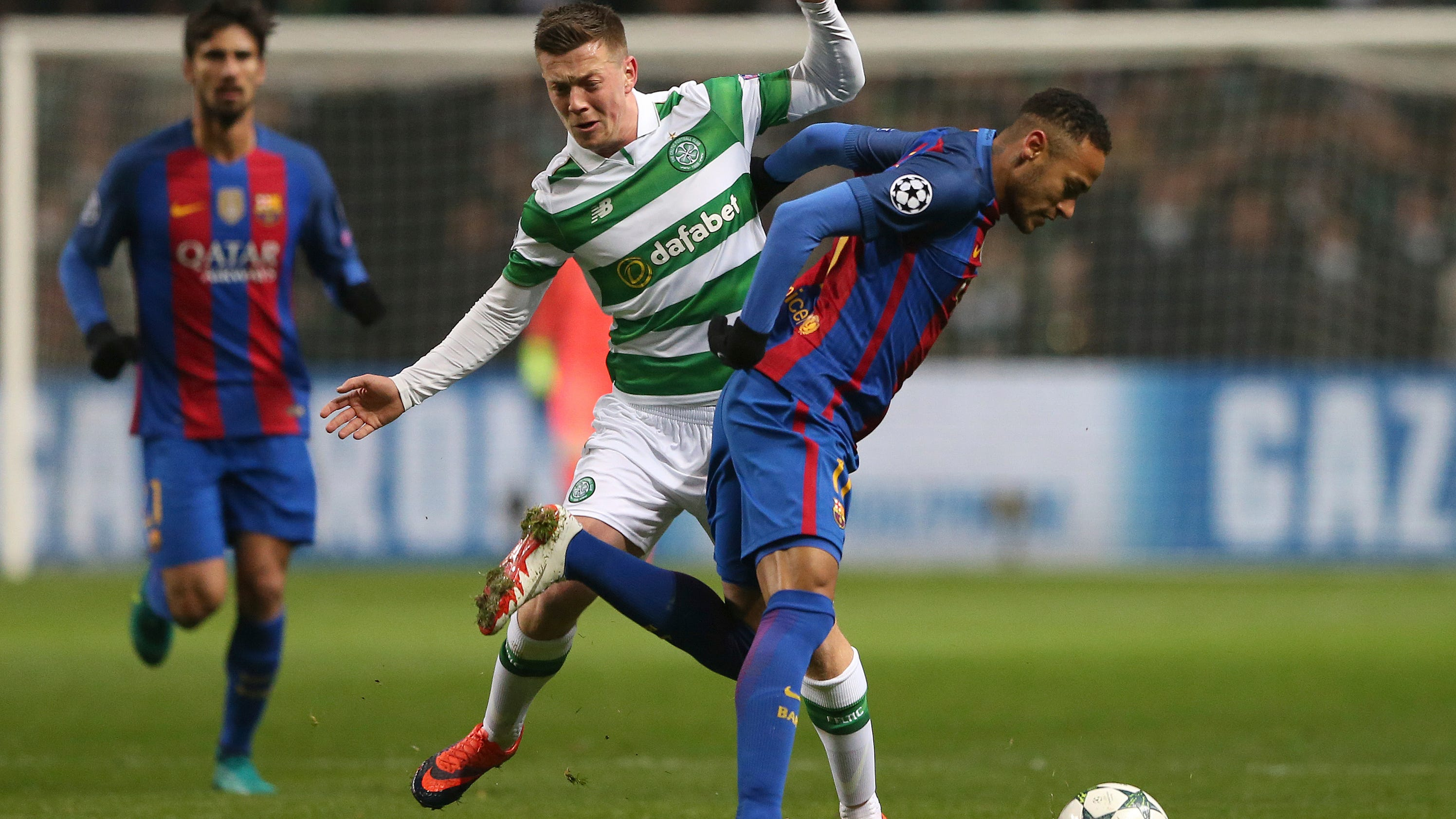 Messi double guides barcelona to 2 0 win at celtic - Firefly barcelona ...