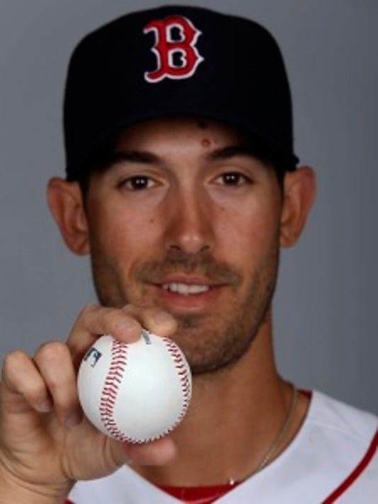 Boston Red Sox right-hander Rick Porcello (AP Photo/Tony Gutierrez)