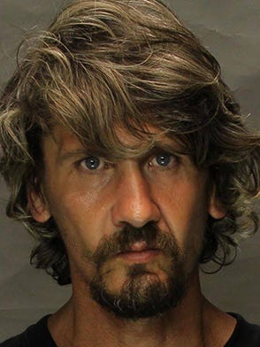 Vincent Everett DeBor, wanted in a hit-and-run crash in Annville.