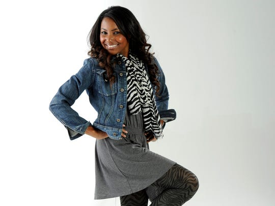 Alexis Mills, one of the top 5 female Super Singles, voted by the readers and chosen by The Star.