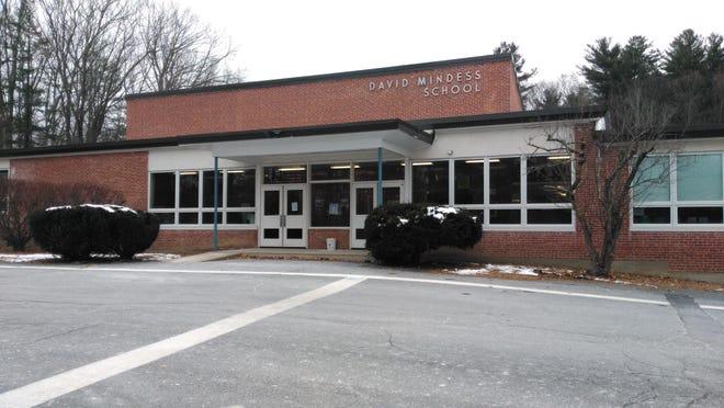 David Mindess Elementary School in Ashland.