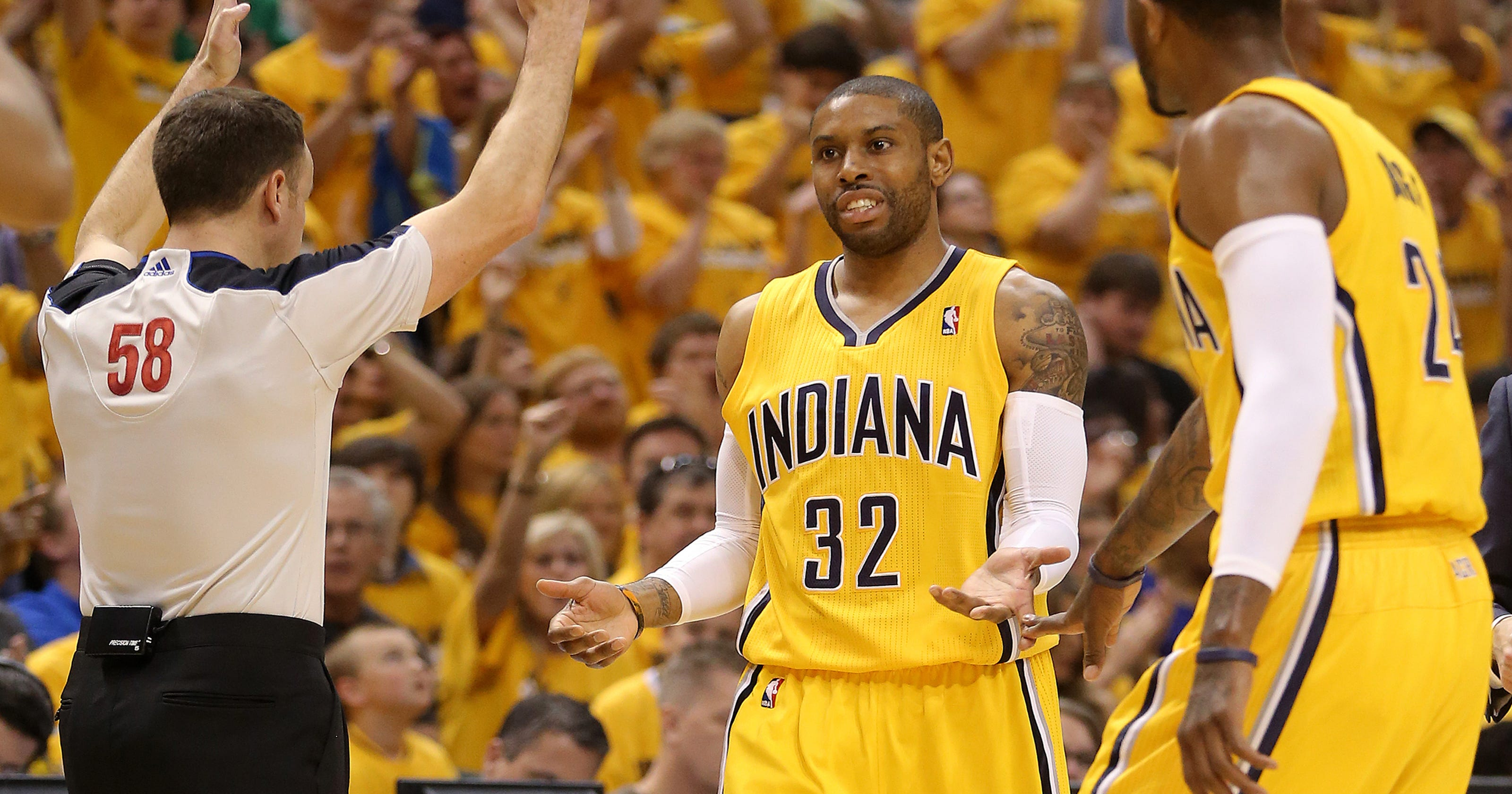 Pacers dominated in Game 1 0e1b0ff9c