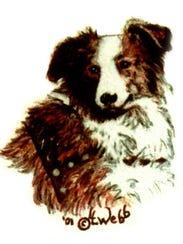 Bobbie the Wonder Dog is a legend in Silverton.