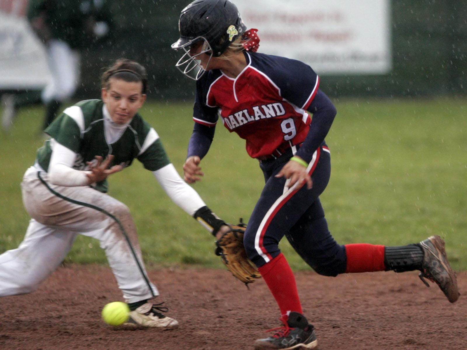 Oaklands Hannah McCravy Will Play In The MTSCA All Star Softball Game At Volunteer State