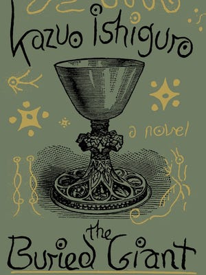 'The Buried Giant' by Kazuo Ishiguro