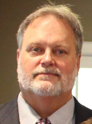 Kreis White, candidate for District 1, Williamson County Commission