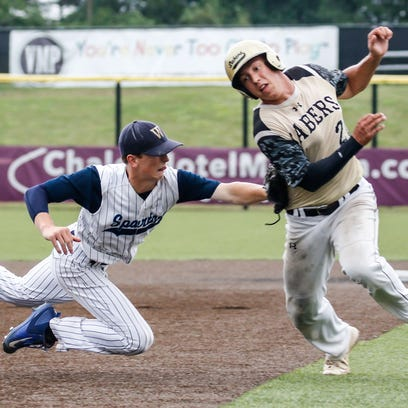 Early lead lost under weight of errors as Franklin baseball falls to powerhouse in state semifinal