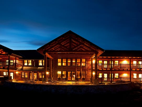 Costilla Lodge