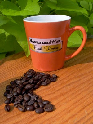 Bennett's Fresh Roast is offering parents free coffee on weekdays in September.