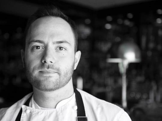 Chef AJ Capella will host a pop-up dinner in September