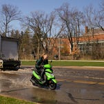 MSU moving mopeds to make way for bikes