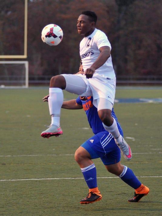 St. Augustine vs Millville Boys Soccer