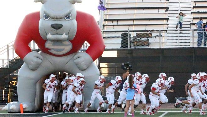 The Socorro Bulldogs will begin the season under new head coach Marcus Graham.
