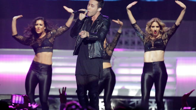 Latin music sensation Prince Royce will perform July 6 at the El Paso County Coliseum.