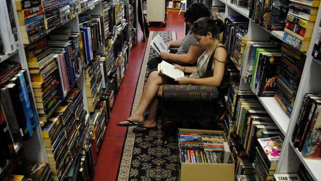Independent bookstore BookManBookWoman is one of many longtime businesses that have left Hillsboro Village in recent years.