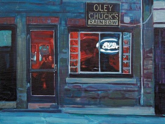 Portrait of Oley & Chuck's in Peekskill