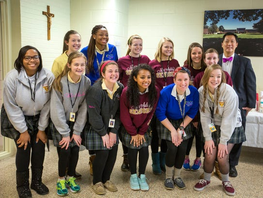 maple hill single catholic girls Share events on the cube.