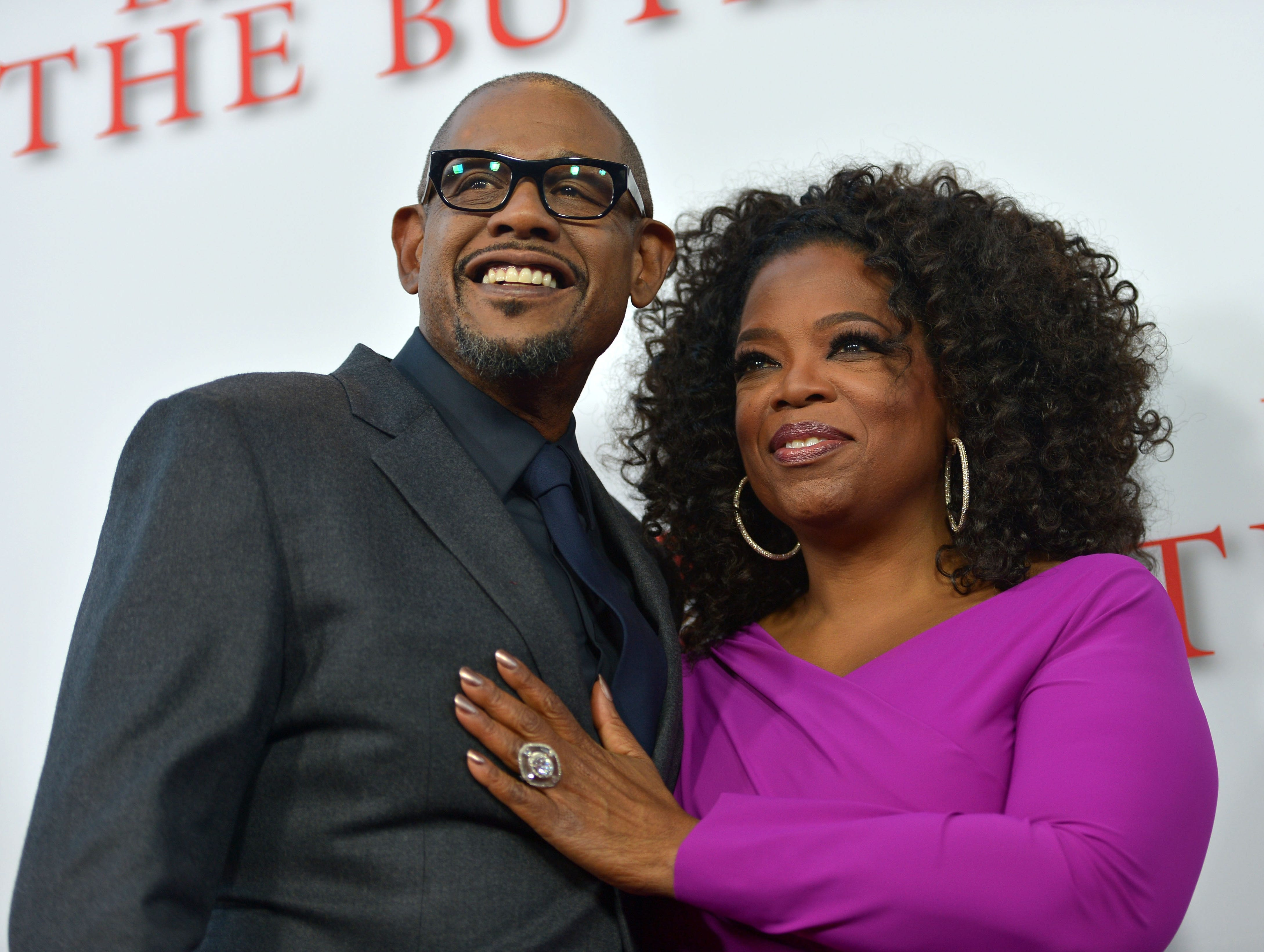 Oprah and Whitaker