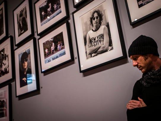 Kris Gruen of Worcester, Vt., remembers John Lennon