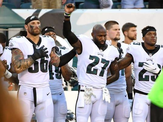 USP NFL: MIAMI DOLPHINS AT PHILADELPHIA EAGLES S FBN PHI MIA USA PA