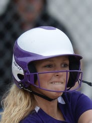 Lacee Dale, Hagerstown softball