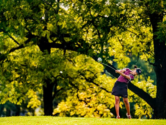 Division 2 Girls Golf Regional
