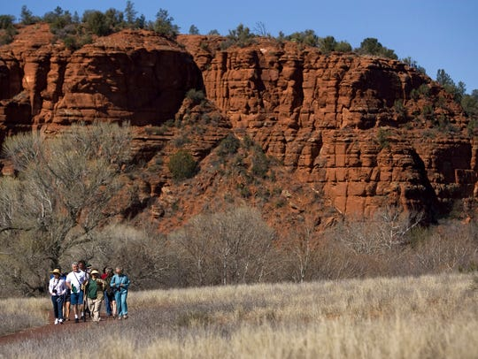 50. Red Rock hike | Join a naturalist at Red Rock State