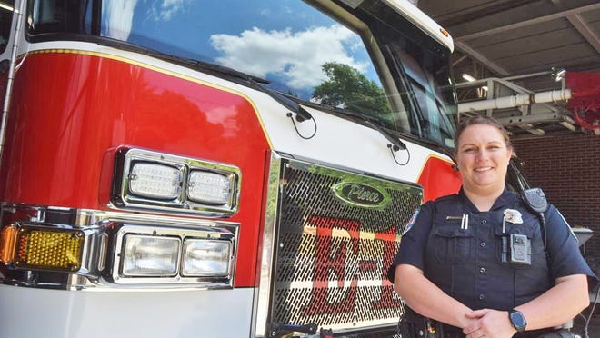 Andi Hogg is a native of Barnwell who works for the North Augusta Department of Public Safety.