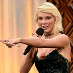 Taylor and Kanye feud reignited as Kim posts phone call