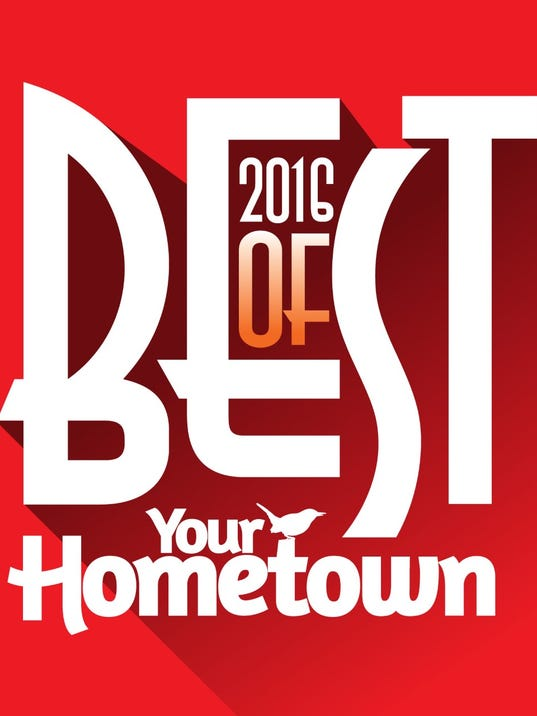 Best of Your Hometown logo
