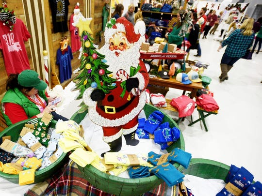 Now in its 45th year, the popular Les Boutiques de Noel shopping event will move from Bossier Civic Center to Shreveport Convention Center this year.