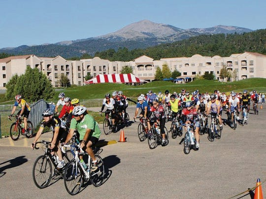 Tour de Ruidoso begins Saturday at the MCM Elegante at 8 a.m. The event attracts about 200 riders.