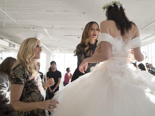 Bridal industry disrupted as marriage rates fall
