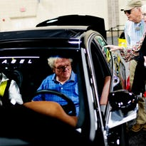 Take a spin through the Knox News Auto Show this weekend