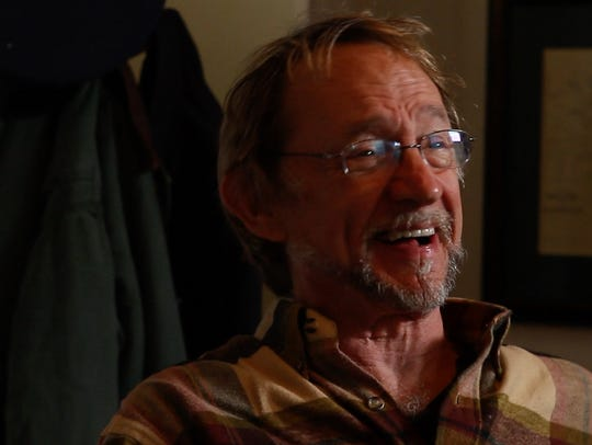 "Hey, hey, he's a Monkee: Peter Tork stars in ""I Filmed"