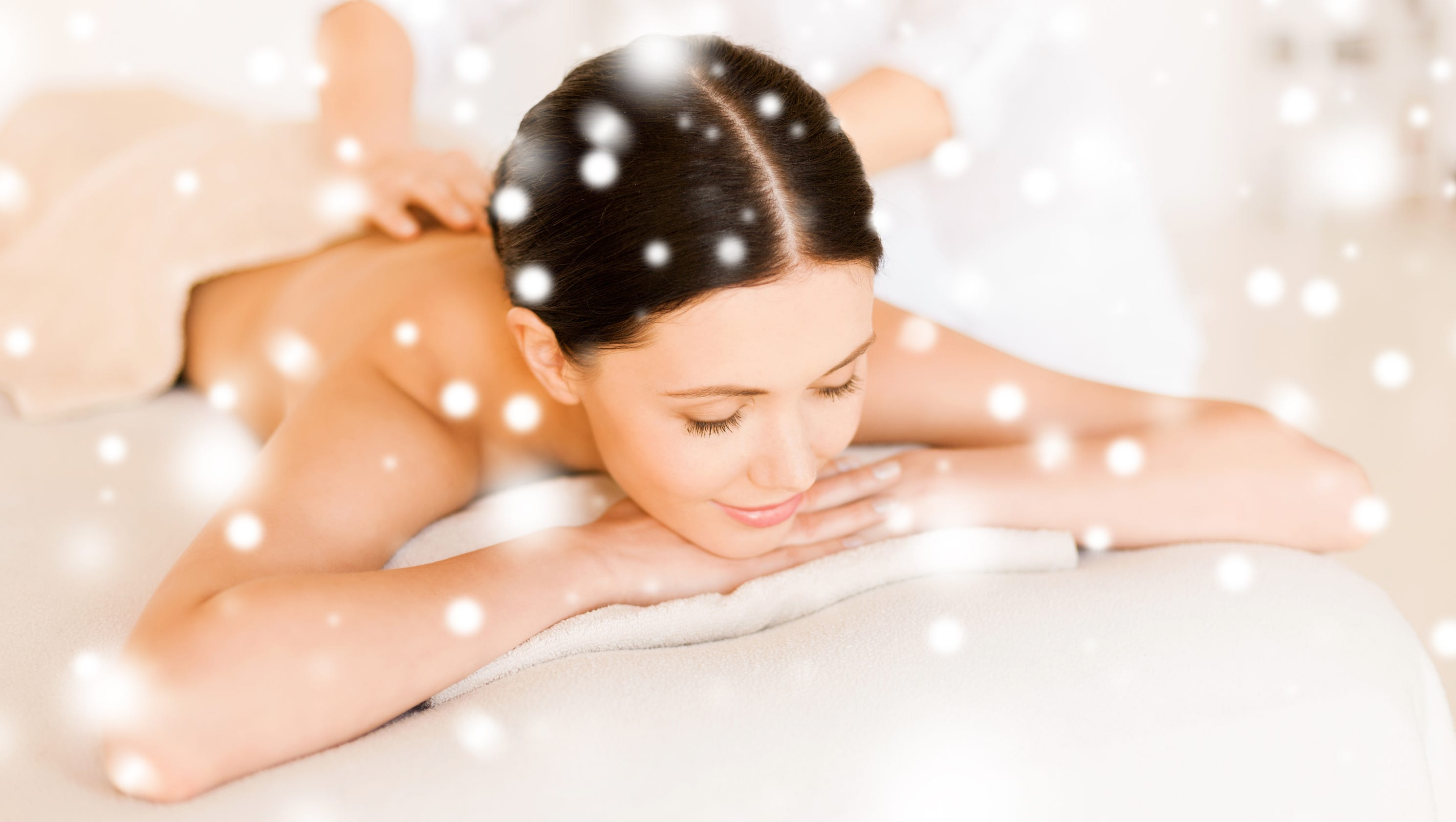 Christmas in july massage discounts for Beauty salon xmas offers